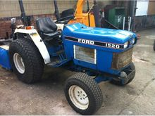 NEW HOLLAND 1520 4X4 MANUAL