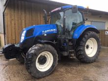 2014 NEW HOLLAND T7.200 POWER C
