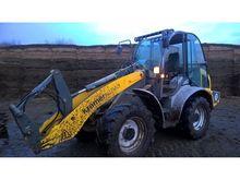 2013 KRAMER 1150 wheeled loader