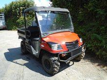 2012 KIOTI MECHRON 2200 UTV