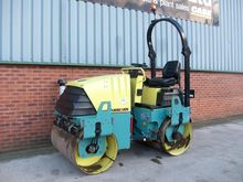 2010 AMMANN AV26-2 LOW HOURS