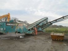2007 POWERSCREEN CHIEFTAN 2100