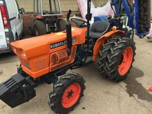 Used KUBOTA 4x4 in U