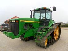 1998 JOHN DEERE 8200T Diesel