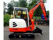 2016 TEREX TC25 2.5 ton Mini Di