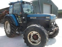 1996 FORD 7840 1996, 11000 HOUR