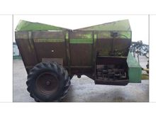 DOWDESWELL DUEL SPREADER dung /
