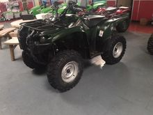 2010 YAMAHA GREEN GRIZZLY 550 P