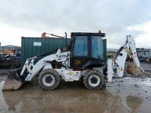 2008 JCB 2CX Backhoe loader Die
