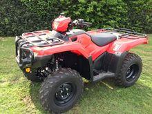 HONDA TRX500FE Foreman ATV Quad