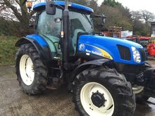 2008 NEW HOLLAND T6030