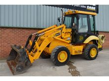 2006 JCB 2CX AIRMASTER LOW HOUR