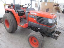 Used KUBOTA STA30 CO