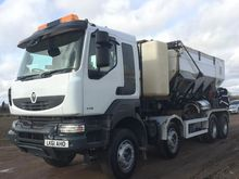 2012 RENAULT KERAX 430 fitted w