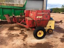 Used HOLLAND SLEDGE