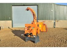 WESSEX JENSON MOUNTED CHIPPER (