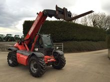 2011 MANITOU MLT 627 TURBO.