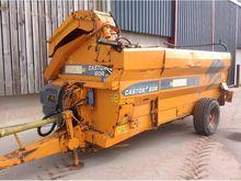 2008 LUCAS CASTOR 60R STRAW/SIL