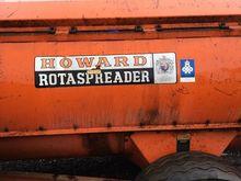 HOWARD ROTASPREADER tidy order