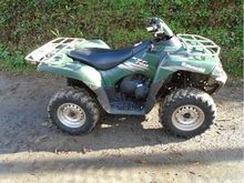 2012 KAWASAKI KVF750 ATV Petrol