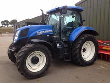 2012 NEW HOLLAND T7.185 POWER C