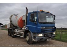 2006 DAF CF FAT CF75.360 DAY CO