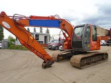 2006 HITACHI ZX135 ZERO SWING D