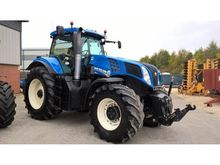 2014 NEW HOLLAND T8.300 Ultra C