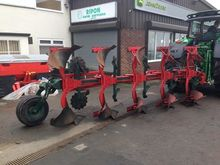 VOGEL 5 FURROW PLOUGH