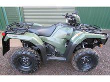 2016 HONDA TRX500 TRX 500 Green