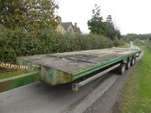 Used AW TRAILERS TRI