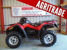 CANAM 500 V Twin EFI - Trade Te