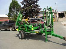 2012 MCHALE 991 HS machinery