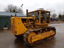 CATERPILLAR D7 TURBO 17A CRAWLE