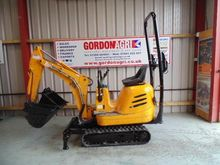 2006 JCB 8008 Will be workshop