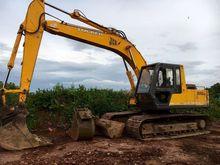1996 JCB JS150 Excavator, good