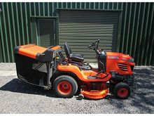 2011 KUBOTA G23 G23 Ride on Mow