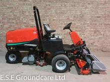 2012 JACOBSEN TR3 TRIPLE MOWER