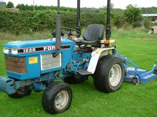 Used FORD 1220 C/W F