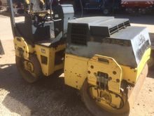 Used BOMAG 120 ROLLE