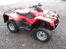 2007 HONDA TRX 420 Diesel