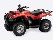 2017 HONDA FOURTRAX 250 2WD ESP