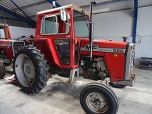 1981 MASSEY FERGUSON 590 2WD
