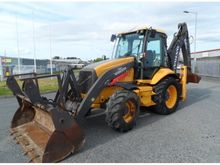 2007 VOLVO BL61 PLUS BACKHOE LO
