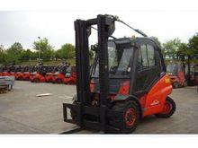 2013 LINDE H50D (394) 5000kg ca