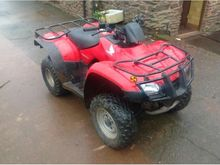 HONDA 250CC 2WD **1 OWNER FROM