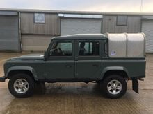 2013 LAND ROVER 110 XS DOUBLE C