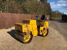 BOMAG 80 double drum roller Die