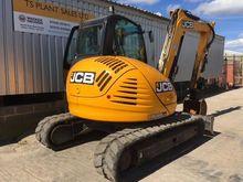 2013 JCB midi excavator Diesel