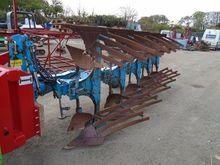 LEMKEN 5 FURROW Plough